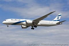 El Al Israel Airlines, 4X-EDA