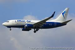 LOT - Polish Airlines (Blue Air), SP-LUA
