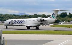 JP/ADR Adria Airways CRj-900ER S5-AFB