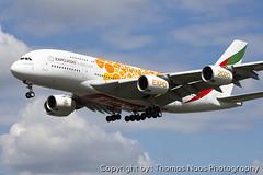 Emirates, A6-EOV :  EXPO 2020
