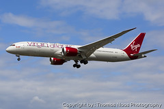 Virgin Atlantic Airways, G-VDIA