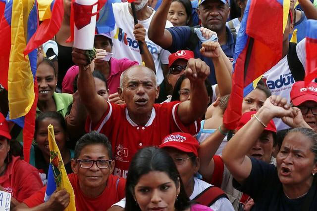 Venezuela manifesta repúdio ao bloqueio dos EUA em jornada mundial de manifestação
