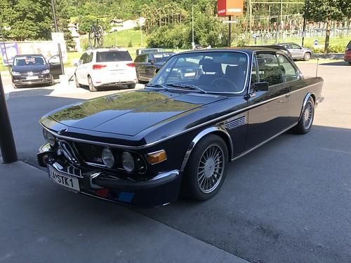 BMW E9 - Prutz, Tirol