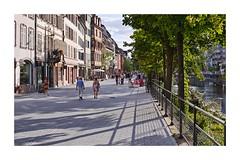 Les quais, Strasbourg