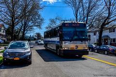 New York MTA Motor Coach Industries D4500CL #3463