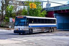 New York MTA Motor Coach Industries D4500CL #3015