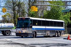 New York MTA Motor Coach Industries D4500CL #3461