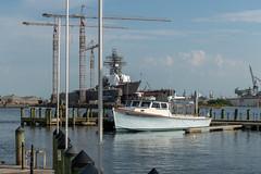 Waterside USS Arleigh Burke DDG-51