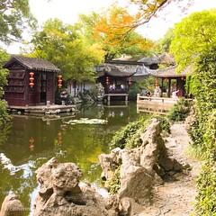Tongli  Water Town, Suzhou, China