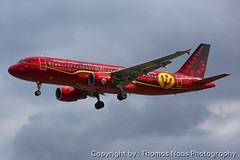 Brussels Airlines, OO-SNA : Red Devils