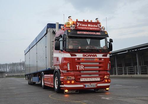 D-Timo Muecke Transporte-Scania V8 R620 HL