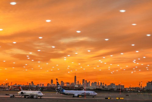 UFO invaders over NYC?