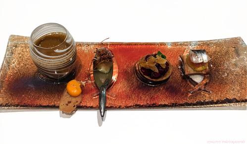 Restaurant de Christophe Bacquié au Castellet - Provence - Var IMG_5067