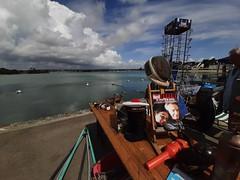 flea market in Brittany