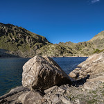 Juclar Lake, Pyrenees - https://www.flickr.com/people/169246257@N06/