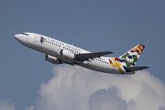 VP-CKZ - Cayman Airways - Boeing 737-300
