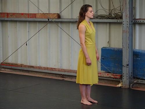 Limburgs festival Roermond dansparade, Jelena Kostić – (UN)bound