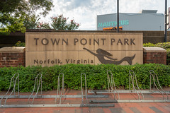 Waterside Town Point Park