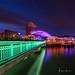 Malacca Bridge By Night II