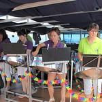 Karibikbrunchfahrt am 11. August 2019 auf dem Murtensee