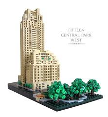 Fifteen Central Park West