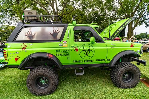 2019-226/365 Zombie Hunter