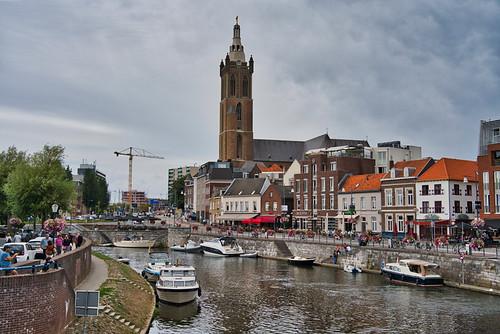 Roermond - Sint-Christoffelkathedraal - Roer