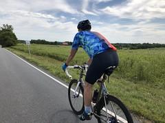 Twice across the Potomac - 10 August 2019