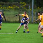Junior Football Championship 2019 Oram v Killeevan