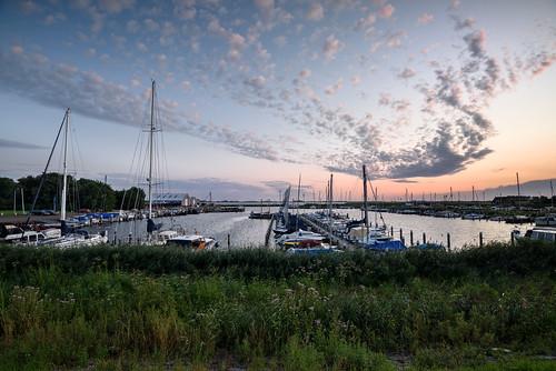 Evening in De Haukes