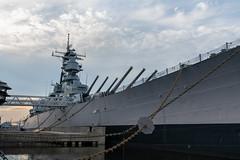 Waterside USS Wisconsin BB-64 7