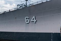 Waterside USS Wisconsin BB-64 6