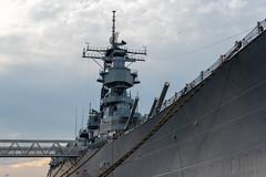 Waterside USS Wisconsin BB-64 3