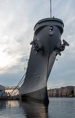 Waterside USS Wisconsin BB-64 2