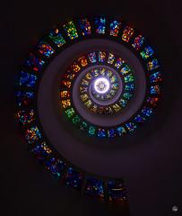 Glory Window   Thanks-Giving Chapel