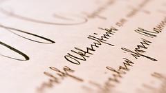 Macro Mondays: Printed Word...