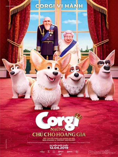 Phim Những Chú Chó Hoàng Gia - The Queen's Corgi (2019)