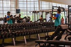 Open House Wheeling Park District Fitness Center 8-10-19 _2133