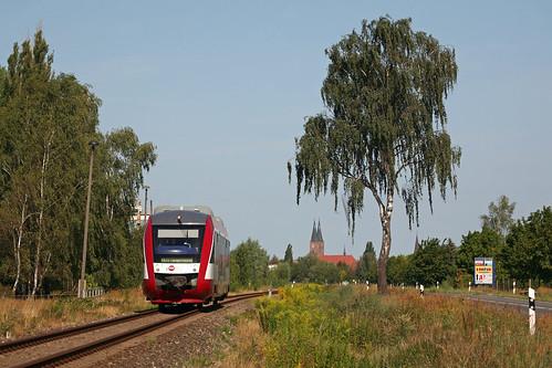 HANS 640 - RB 62267  Stendal - Tangermünde  - Bindfelde