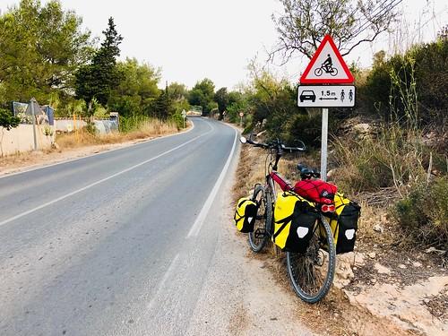 07:00 in de ochtend, fiets naar de transporteur brengen