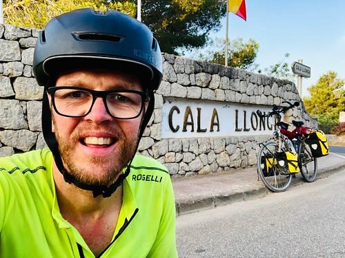 Aankomt Cala Llonga - Ibiza