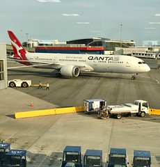 VH-ZNG | Qantas | Boeing 787-9 Dreamliner | August 2019