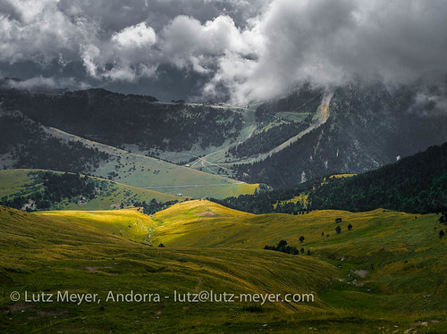 Andorra 2000+ nature beyond the treeline: La Massana, Vall nord, Andorra