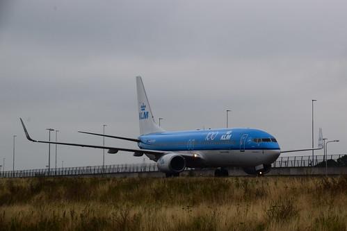 KLM PH-BXV Boeing 737