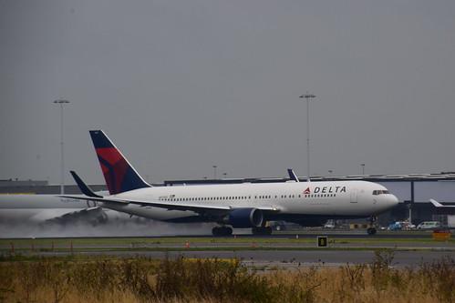 Delta N177DZ Boeing 767