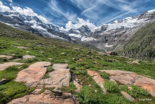 P.N. Gran Paradiso - Alpe di Money