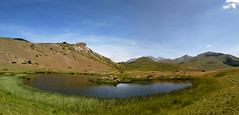 Lac sous le rocher Renard