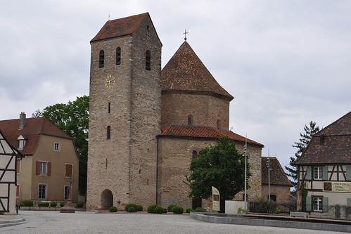 Abadia d'Ottmarsheim