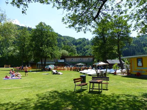 Strandbad Sittinger - Döbriach am Millstätter See  (4)