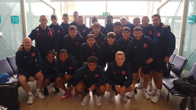 Blackburn Rovers U18s | Spain Trip 2019